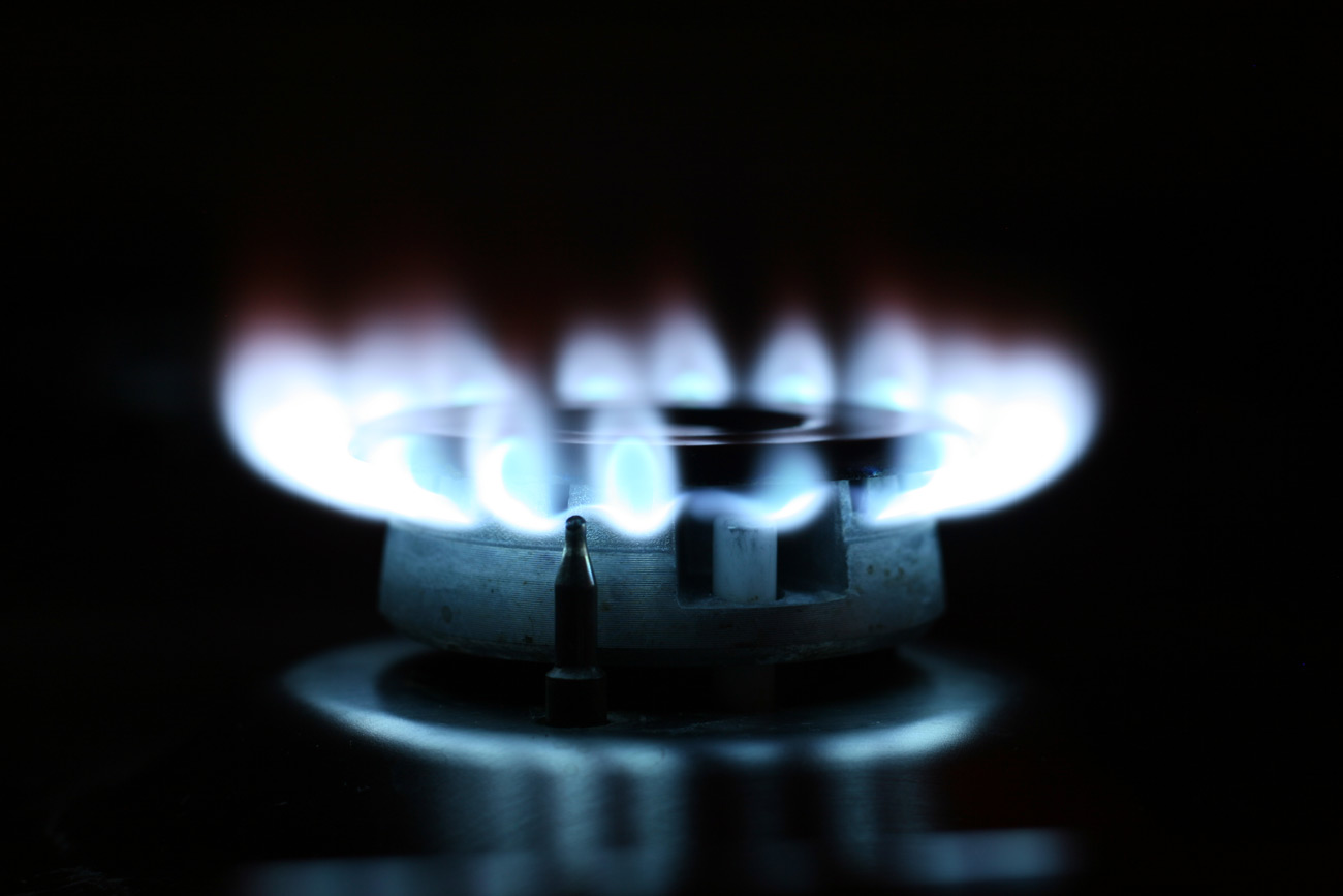 Coste del alta de gas natural
