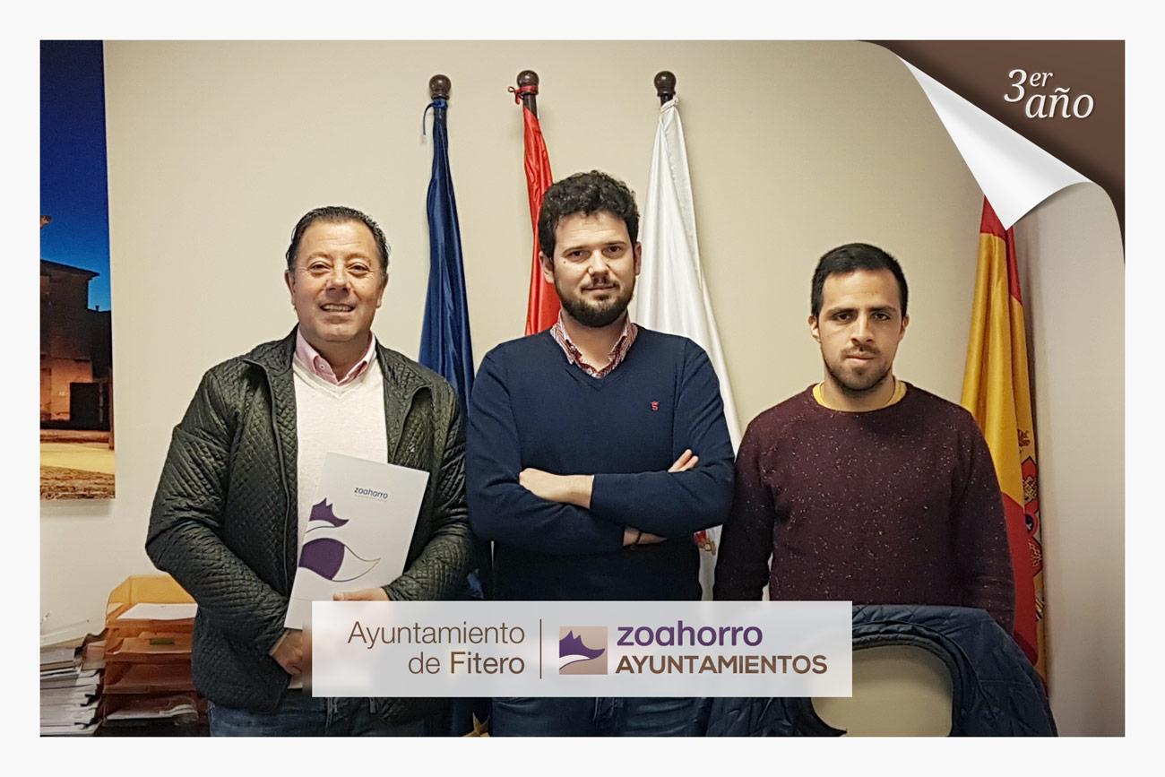 El Ayuntamiento de Fitero renueva por tercer año con nosotros