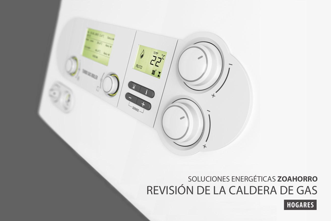 La revisión de la caldera de gas, ¿cómo y cuándo hay que pasarla?