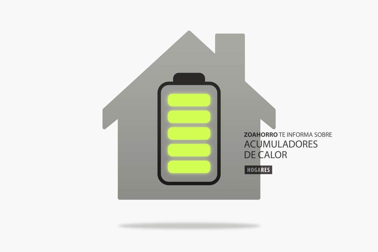 Si tu hogar funciona con acumuladores de calor, esto te interesa