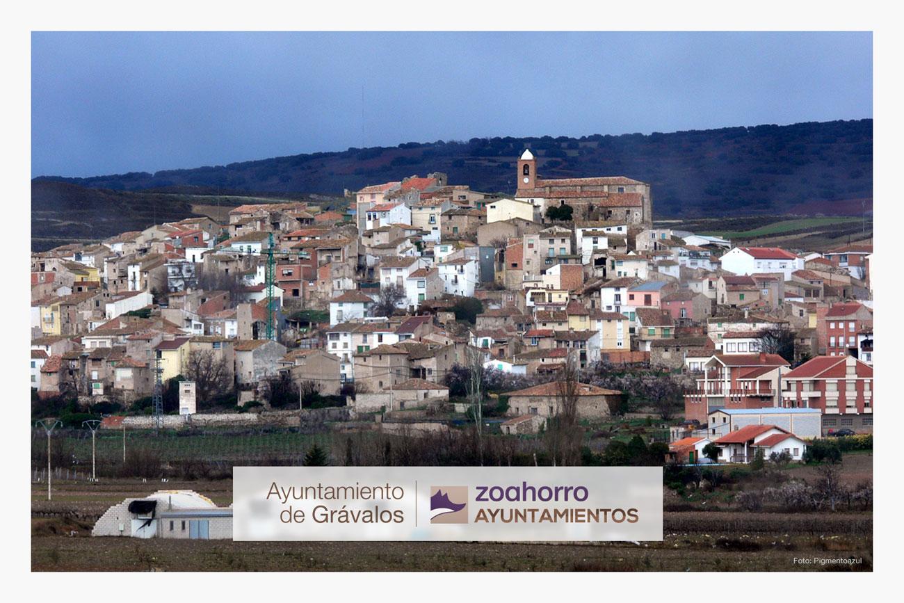 Ayuntamiento de Grávalos