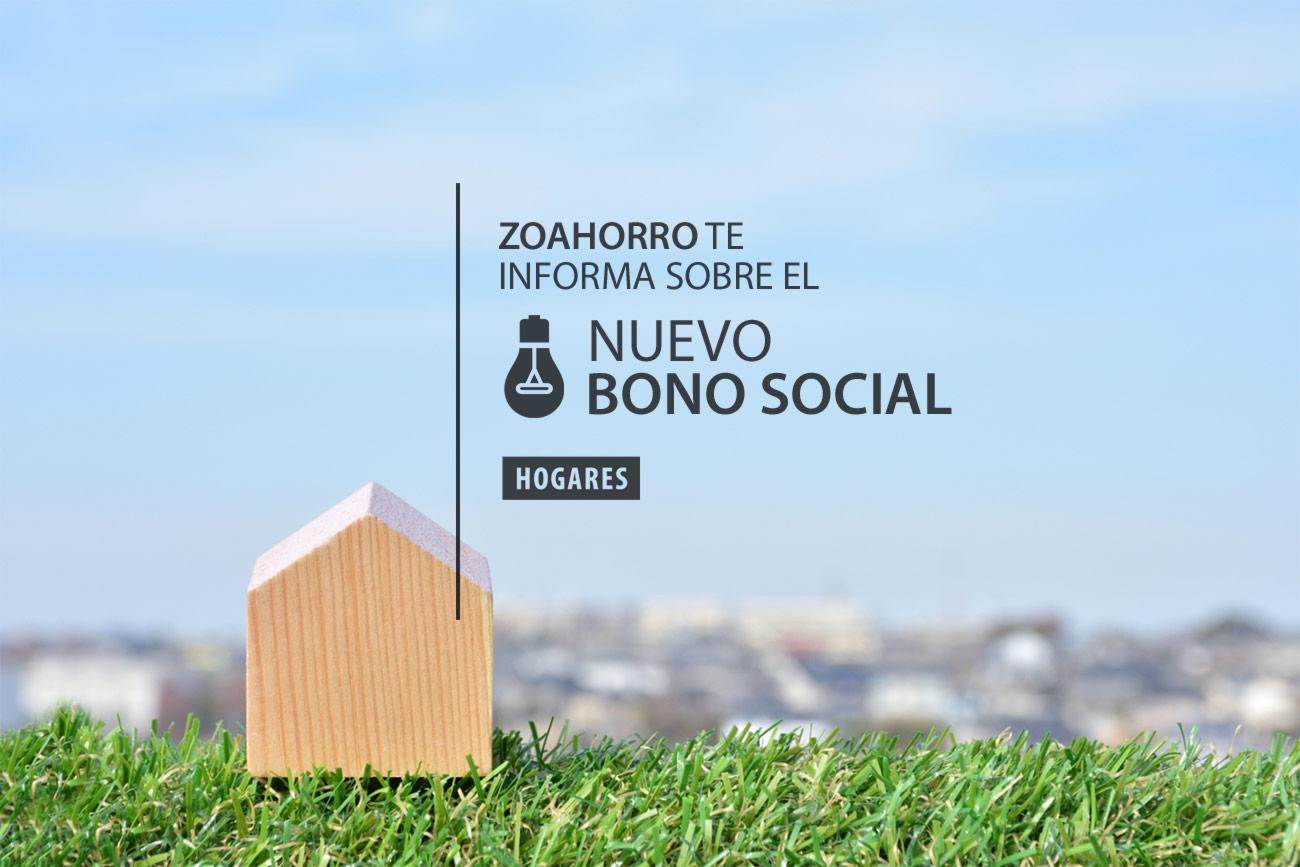 bono social hogares